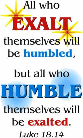 Humility in Bible